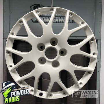 Mushroom White Wheels