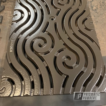 Grey Storm Grates For The City Of Dallas