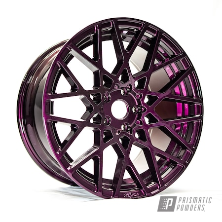 "Powder Coating: Wheels,19"" Wheels,19"",Automotive,Misty Burgundy PMB-1042,powder coating,powder coated,BLQ,Aftermarket,19x10,Rotiform"