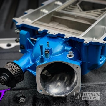 Blue Ported Lsa Supercharger