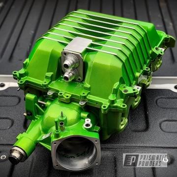 Green Lsa Supercharger
