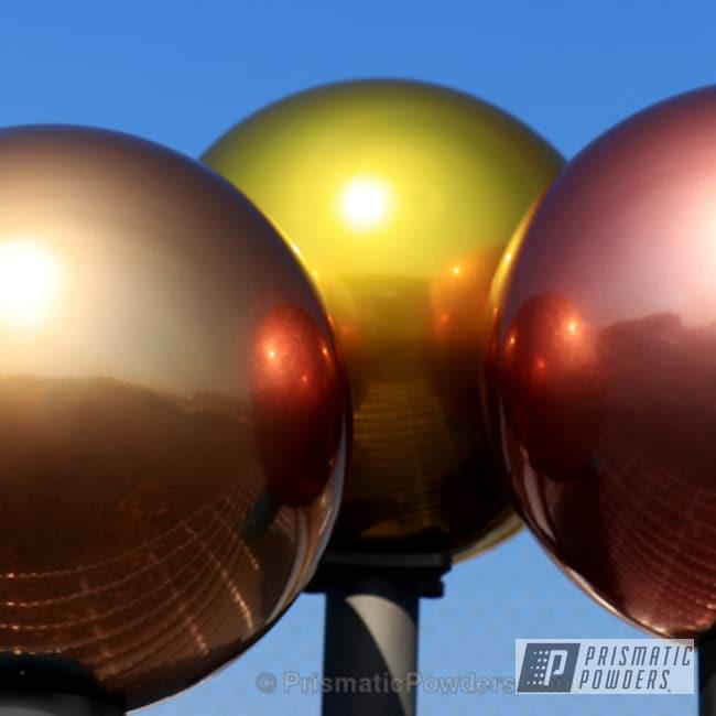 Clear Vision Over Illusion True Copper, Illusion Rose Gold And Illusion Gold