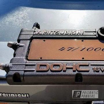 Mitsubishi Valve Cover