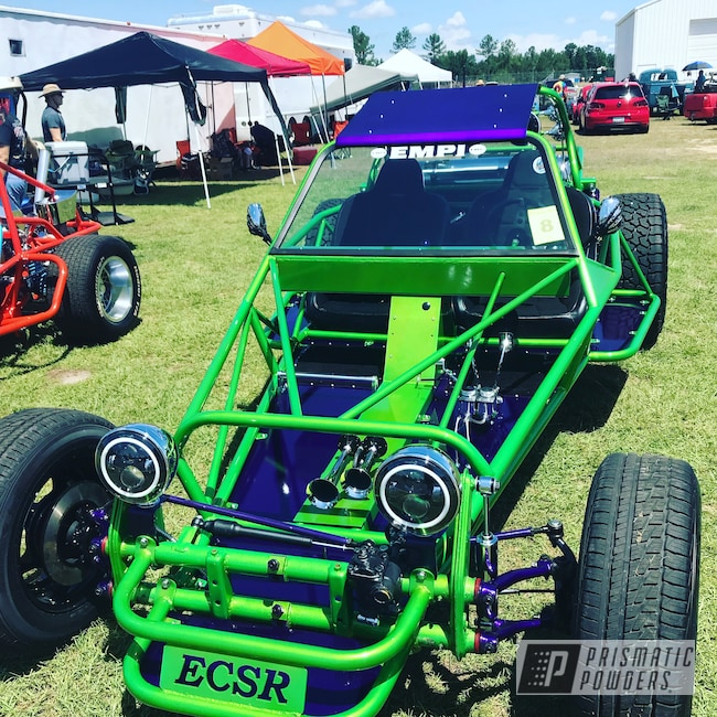 Powder Coating: Illusion Purple PSB-4629,Clear Vision PPS-2974,Off-Road,Illusion Sour Apple PMB-6913,Two Tone,Sandrail
