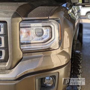 Bronze Gmc Front Bumper