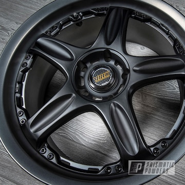 Black Rays Engineering Wheels