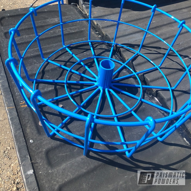 Powder Coating: Playboy Blue PSS-1715,Playground,Miscellaneous