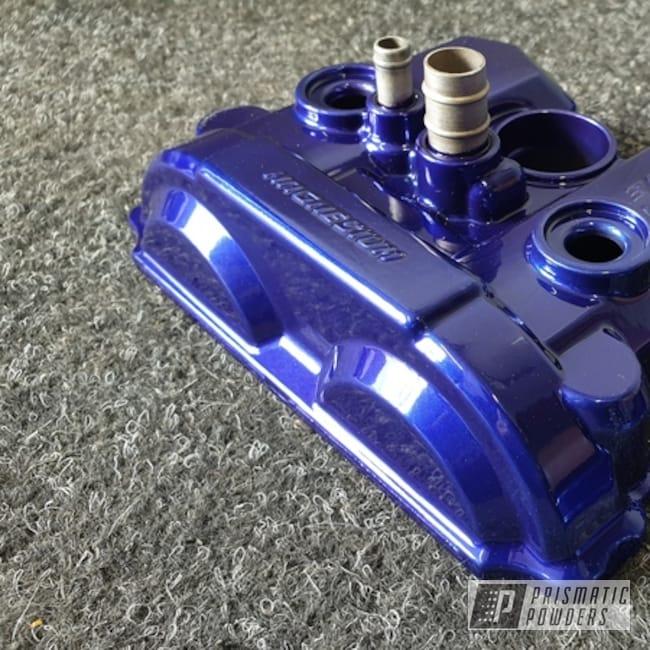 Powder Coated Go Kart Frame And Yamaha Engine Parts