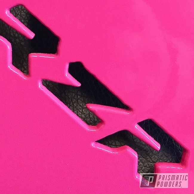 Powder Coating: Polaris RZR,Passion Pink PSS-4679,Polaris,RZR,Suspension