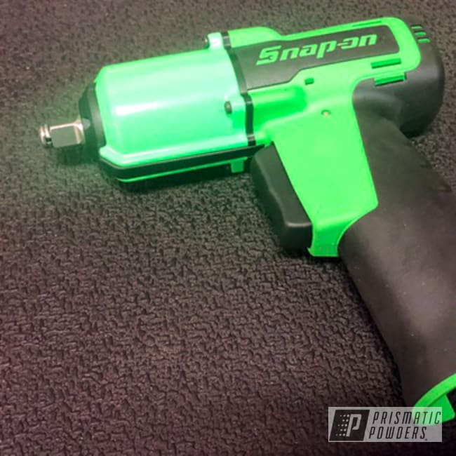 Powder Coating: Tools,Neon Green,Snap-On,Neon Green PSS-1221
