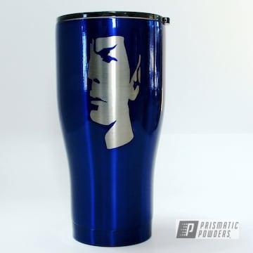 Blue 30oz Tumbler