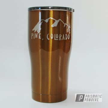 Copper 20oz Tumbler Cup