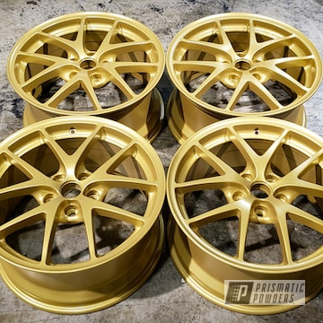 Gold 18 Inch Bbs Wheels