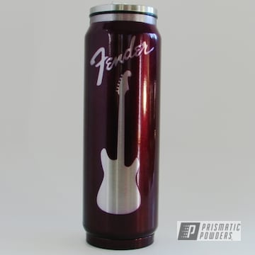 Fender Stratocaster Inspired Tumbler Cup