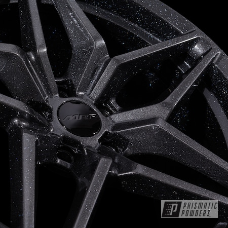"Powder Coating: Wheels,Automotive,Custom Wheels,20"" Wheels,MRR,M755,20"",Crystal Grey PMB-5913,METALIC,Aluminum Wheels,Silver Sparkle PPB-4727,Kingsport Grey PMB-5027,Gunmetal,MRR wheels,Grey,Flow Forged"