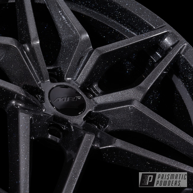 "Powder Coating: Wheels,Automotive,Custom Wheels,20"" Wheels,MRR,M755,20"",Crystal Grey PMB-5913,METALIC,Aluminum Wheels,Silver Sparkle PPB-4727,Kingsport Grey PMB-5027,Gunmetal,Grey,MRR wheels,Flow Forged"