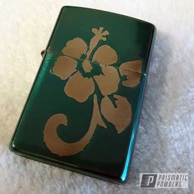 Powder Coating: AQUA CLEAR UPS-1680,Custom Zippo,Miscellaneous