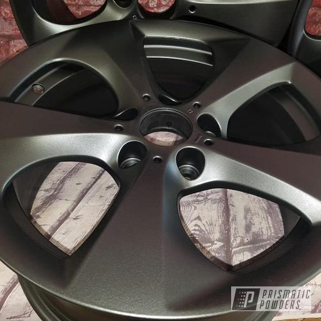 "Powder Coating: Wheels,Automotive,STERLING BLACK UMB-1204,18"",BMW Wheels,BMW,Automotive Rims,18"" Aluminum Wheels,Aluminum Rim"