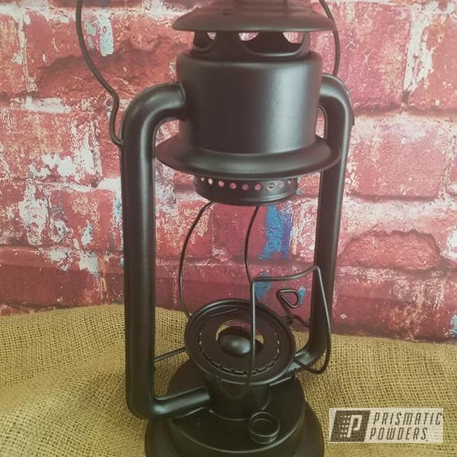 Powder Coating: BLACK JACK USS-1522,lantern,Vintage,Antiques,Oil Lamp,Miscellaneous
