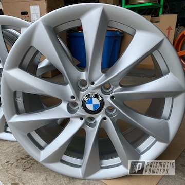 Silver Bmw Wheels