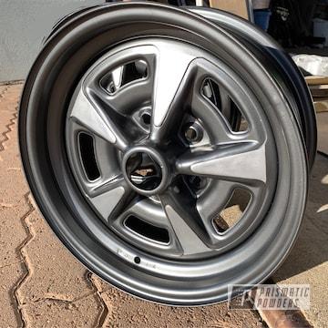 Powder Coated Two Tone Pontiac Firebird Wheels