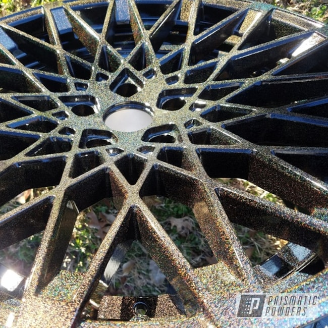"Powder Coating: Wheels,Automotive,Clear Vision PPS-2974,20"" Wheels,Vegas Lights PMB-4454,20"""