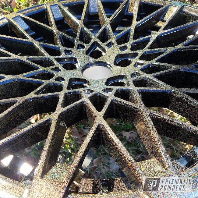 "Powder Coating: Wheels,Automotive,Clear Vision PPS-2974,20"" Wheels,Vegas Lights PMB-4454,20"""