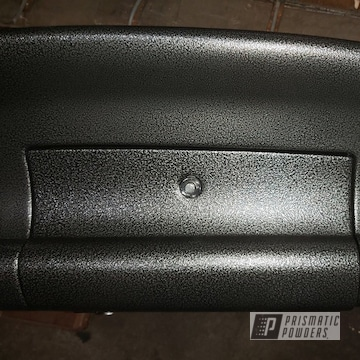 Powder Coated Ford 61 Falcon Dash