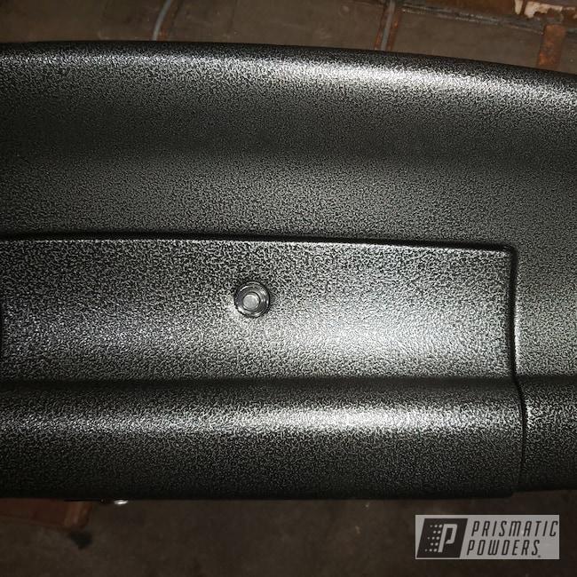 Powder Coating: Automotive,Drag Car,61 Falcon,Ford,Cars,Silver Artery PVS-3014