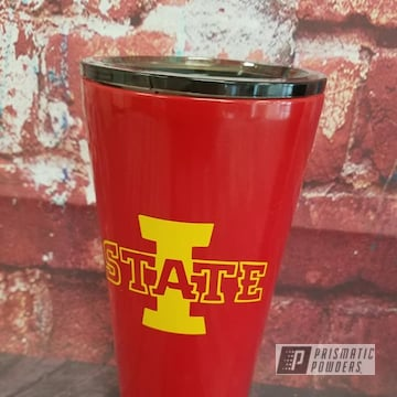 Powder Coated 20oz Tumbler