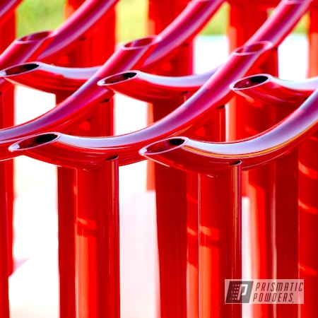 Powder Coating: RAL 3020 Traffic Red,Industrial,Miscellaneous