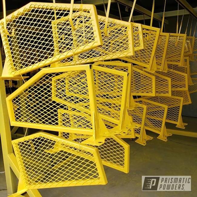 Powder Coating: Traffic Yellow PSS-2380,Industrial