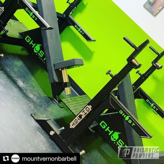 Powder Coating: BLACK JACK USS-1522,Ghost Strong,Gym Equipment,Kiwi Green PSS-5666,Sports,Weight Equipment