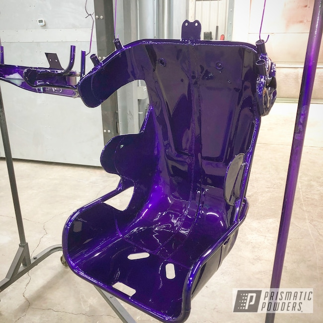 Powder Coating: Illusion Purple PSB-4629,Clear Vision PPS-2974,Miscellaneous