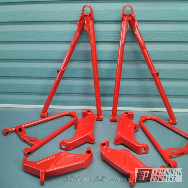 Powder Coating: Soft Clear PPS-1334,Snowmobile Parts,BLACK JACK USS-1522,Off-Road,Astatic Red PSS-1738,Miscellaneous