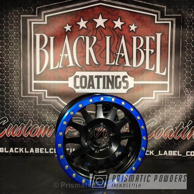 Black Jack and Peeka Blue over Super Chrome