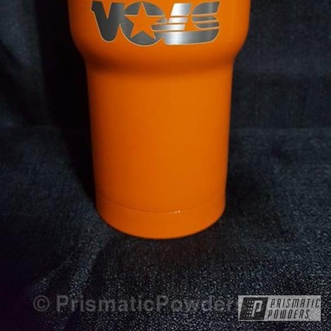 Powder Coating: Juju Orange PSS-1791,Miscellaneous