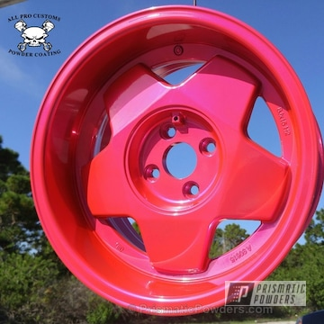 Corkey Pink Over Super Chrome