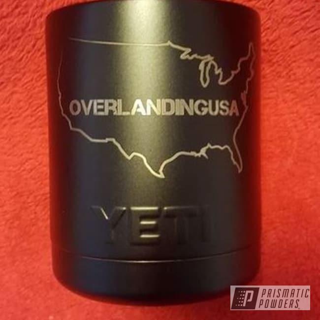 Powder Coating: Tumbler,cups,YETI,Blackboard PSB-6865,Miscellaneous