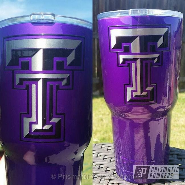 Powder Coating: Illusion Purple PSB-4629,Tumbler,RTIC,cups,Miscellaneous