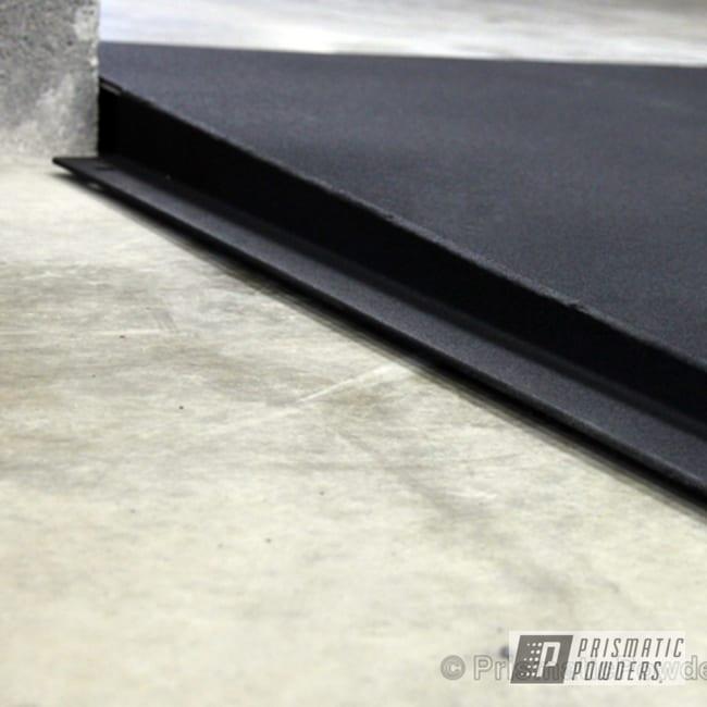 Powder Coating: ramp,Industrial,Super Grip Black PTB-6419,Miscellaneous