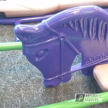 Sinbad Purple With Ral 6018
