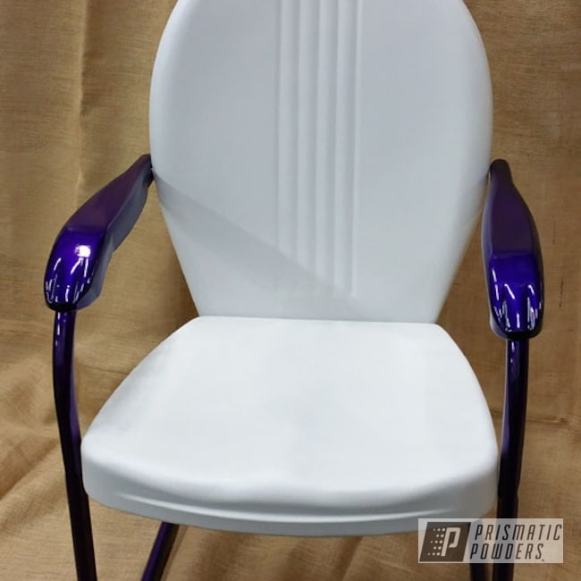 Powder Coating: Illusion Purple PSB-4629,Clear Vision PPS-2974,Desert White Wrinkle PWS-2763,Furniture