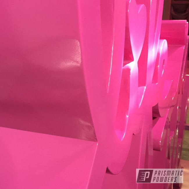 Powder Coating: Miscellaneous,RAL 4010 Telemagenta