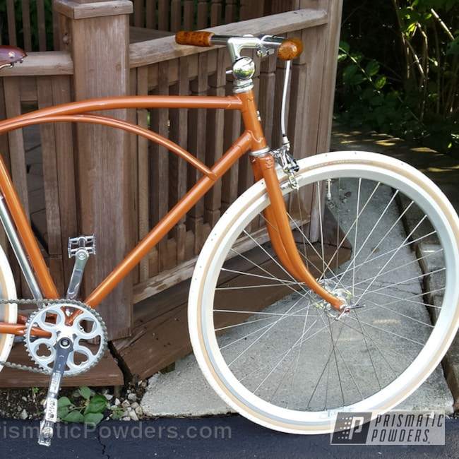 Powder Coating: Bicycles,Penny Copper PMB-2513