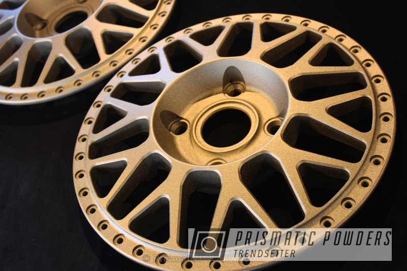 Barramundi Design Wheels in a Bronze Cast Powder Coat