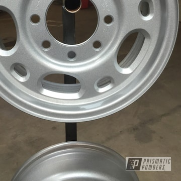 Wheels Done In Heavy Silver