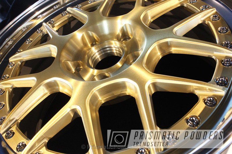 Anodized Brass Ppb 1500 Prismatic Powders