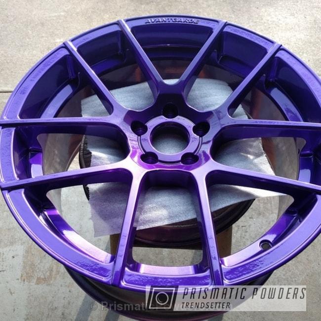 Electro Purple