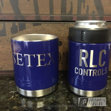 Powder Coating: RAL 5022 Night Blue,Miscellaneous